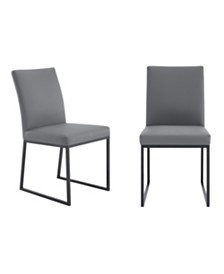 Trevor Dining Chair, Quick Ship (Set of 2)