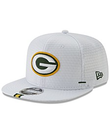 Green Bay Packers 2019 Training 9FIFTY Snapback Cap
