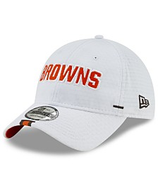 New Era Cleveland Browns 2019 Training 9TWENTY Strapback Cap