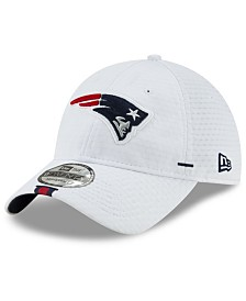 New Era New England Patriots 2019 Training 9TWENTY Strapback Cap