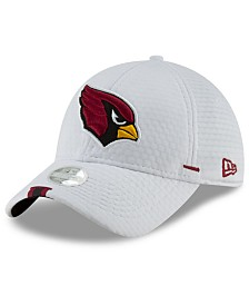 New Era Women's Arizona Cardinals 2019 Training 9TWENTY Strapback Cap