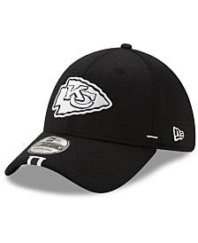 New Era Kansas City Chiefs Training Black 39THIRTY Cap