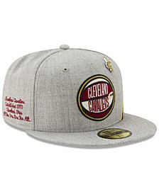 New Era Cleveland Cavaliers 2019 On-Court Collection 59FIFTY Fitted Cap