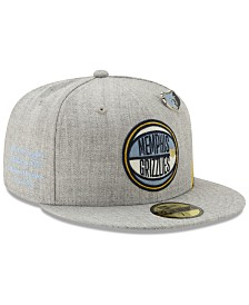 New Era Memphis Grizzlies 2019 On-Court Collection 59FIFTY Fitted Cap