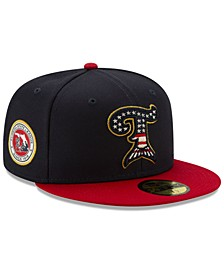 Tampa Tarpons Stars and Stripes 59FIFTY Cap