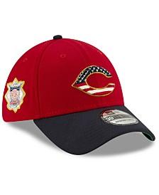 New Era Cincinnati Reds Stars and Stripes 39THIRTY Cap