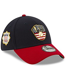 New Era Milwaukee Brewers Stars and Stripes 39THIRTY Cap