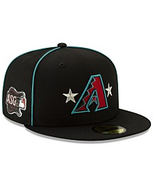 New Era Arizona Diamondbacks All Star Game Patch 59FIFTY Cap