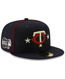 New Era Minnesota Twins All Star Game Patch 59FIFTY Cap
