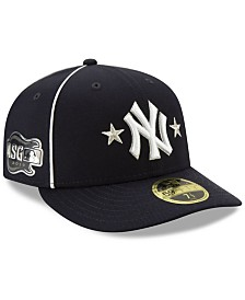 New Era New York Yankees 2019 All Star Game Patch Low Profile 59FIFTY Fitted Cap