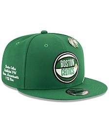 New Era Boston Celtics On-Court Collection 9FIFTY Cap