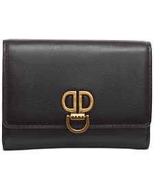 DKNY Linton Leather Card Case, Created for Macy's