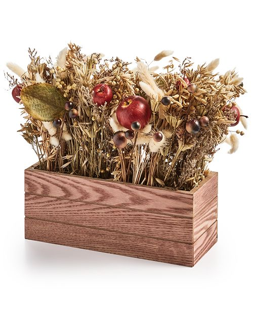 Home Essentials CLOSEOUT! Harvest Center Piece, Created for Macy's