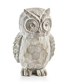 Harvest Small Owl Figurine