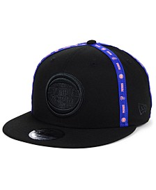 New Era Detroit Pistons X Factor 9FIFTY Cap
