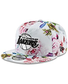 New Era Los Angeles Lakers Funky Floral 9FIFTY Cap