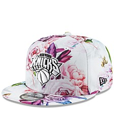 New Era New York Knicks Funky Floral 9FIFTY Cap
