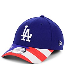 Los Angeles Dodgers Flag 39THIRTY Cap
