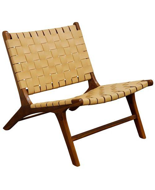 StyleCraft Charles Accent Chair