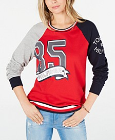 85 Colorblocked Sweatshirt, Created for Macy's