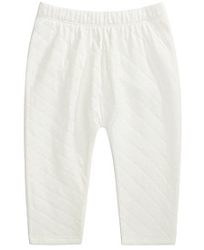 Baby Girls Quilted Pants, Created for Macy's