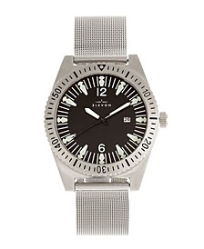 Men's Jeppesen Alloy Bracelet Watch 42mm
