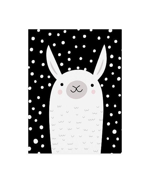 "Trademark Global Victoria Borges Mix & Match Animal VI Canvas Art - 27"" x 33.5"""