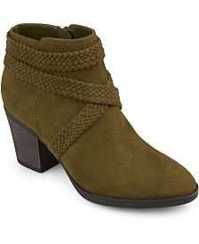 Journee Collection Women's Senica Bootie