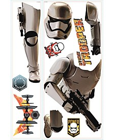 Star Wars The Force Awakens EP VII Storm Trooper Pands Giant Wall Decal