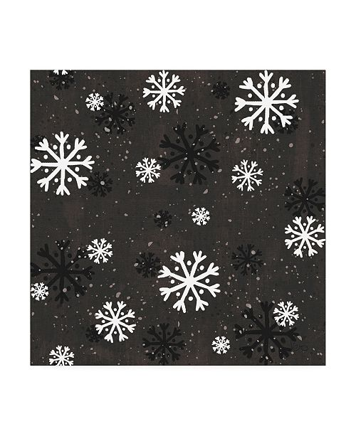 "Trademark Global Veronique Charron Merry Making Pattern VIIE Canvas Art - 15.5"" x 21"""