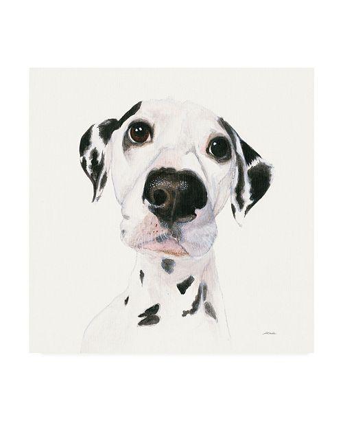 "Trademark Global Patsy Ducklow Milo v2 Canvas Art - 15.5"" x 21"""