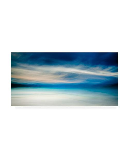 "Trademark Global Lynne Dougla Singing Hills Canvas Art - 19.5"" x 26"""