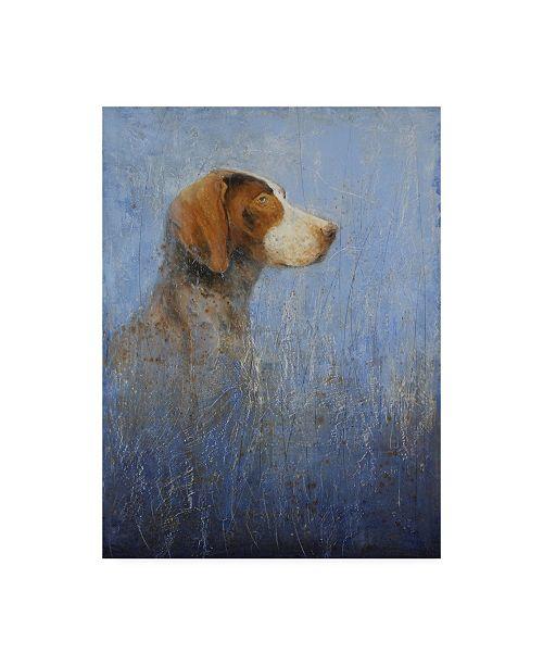 """Trademark Global Matt Flin A Very Good Dog Canvas Art - 36.5"""" x 48"""""""