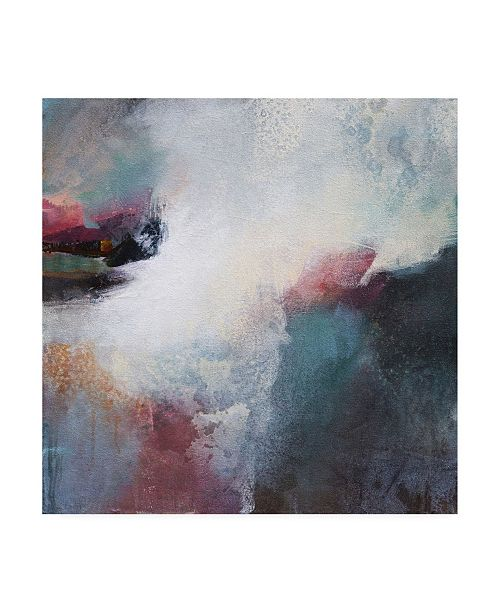 "Trademark Global Karen Hal Detour Canvas Art - 19.5"" x 26"""