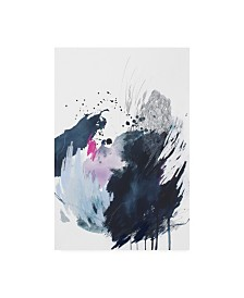 "Ying Gu Spell and Gaze No. 2 Canvas Art - 15.5"" x 21"""