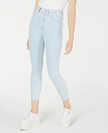 90s High-Rise Skinny Jeans
