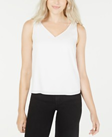 LEYDEN Sleeveless V-Neck Top