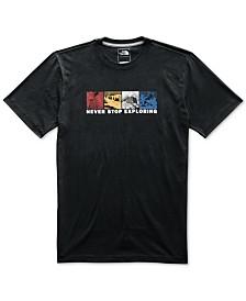 The North Face Men's Free Solo Half Dome Graphic T-Shirt