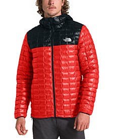 Men's Slim-Fit ThermoBall™ Puffer Hooded Jacket