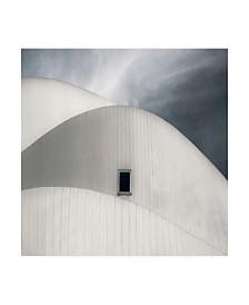 "Gilbert Claes A Viewing Room Canvas Art - 15"" x 20"""