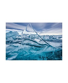 "Sergey Pesterev Sail Baikal Canvas Art - 37"" x 49"""