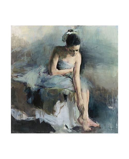 "Trademark Global Marilyn Hageman The Answer Canvas Art - 20"" x 25"""
