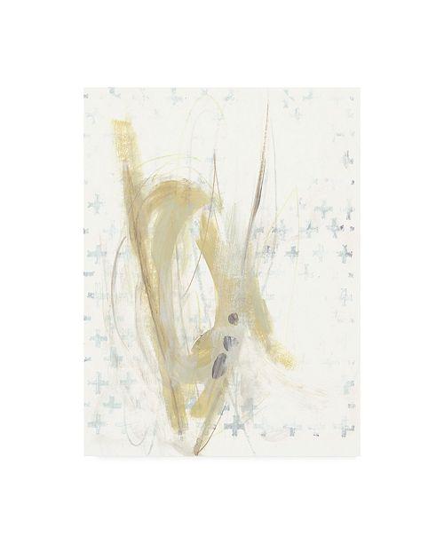 "Trademark Global June Erica Vess Pattern Logic III Canvas Art - 20"" x 25"""