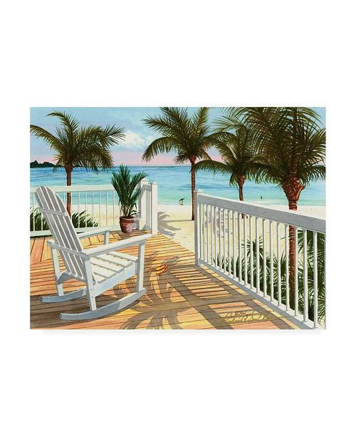 "Trademark Global Patrick Sullivan Million Dollar View Canvas Art - 19.5"" x 26"""