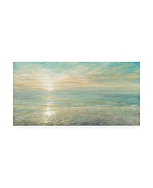 "Danhui Nai Sunrise Painting Canvas Art - 36.5"" x 48"""