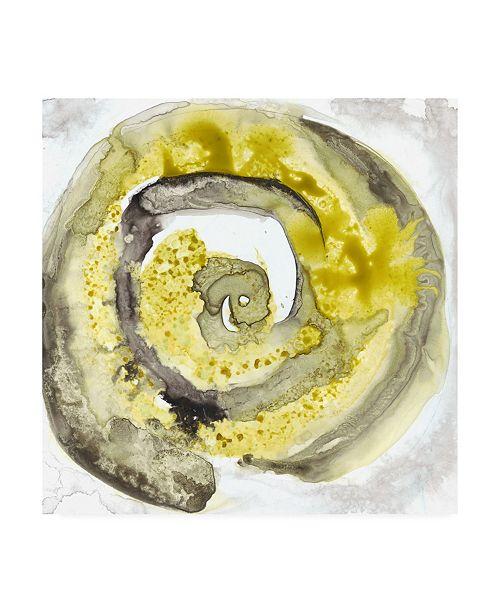 "Trademark Global Lila Bramma Circle of Life II Canvas Art - 19.5"" x 26"""