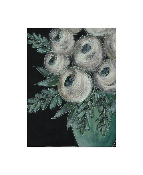 "Trademark Global Regina Moore Greenhouse Bouquet I Canvas Art - 15.5"" x 21"""