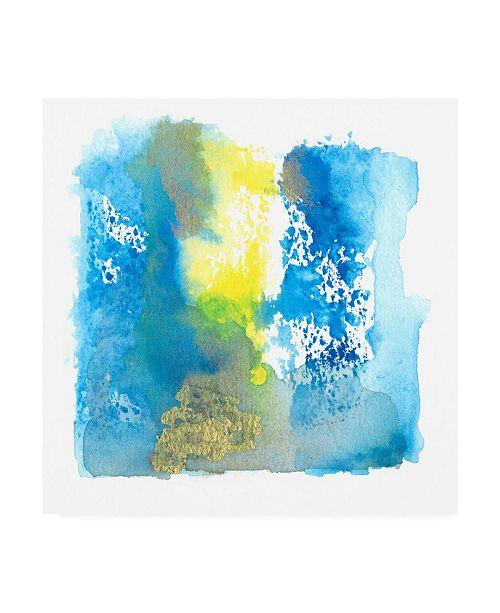 "Trademark Global Joyce Combs Loving Embrace II Canvas Art - 15.5"" x 21"""