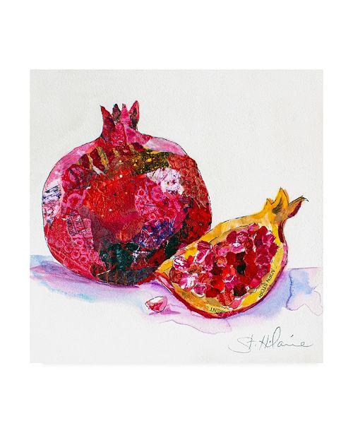 "Trademark Global Elizabeth St. Hilaire Edibles II Canvas Art - 19.5"" x 26"""