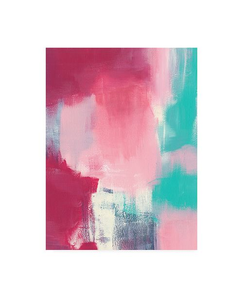 "Trademark Global Regina Moore Mesosphere I Canvas Art - 27"" x 33.5"""